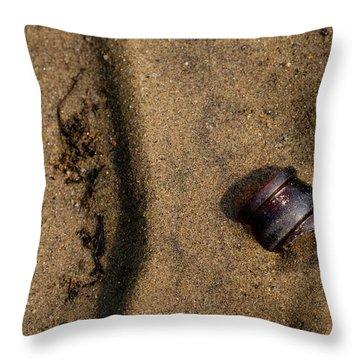 Atres 4 Throw Pillow by Karol Livote