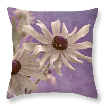 Attachement - S09at01b2 Throw Pillow by Variance Collections
