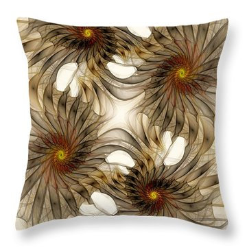 Attachment Throw Pillow by Anastasiya Malakhova