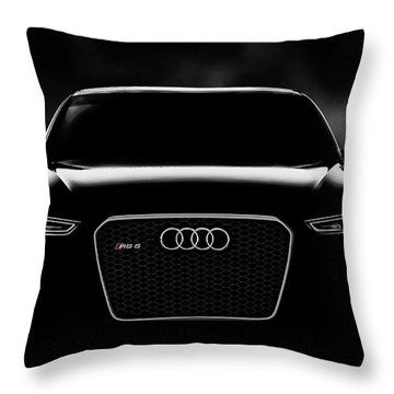 Audi Rs5 Throw Pillow