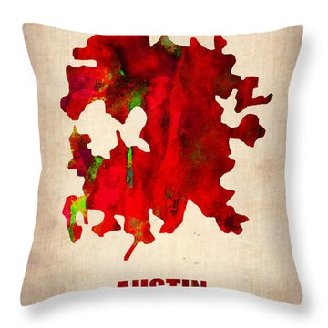Austin Throw Pillows