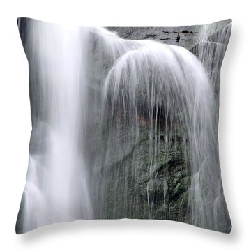 Australian Waterfall 3 Throw Pillow