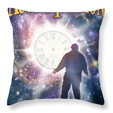 Autentication Throw Pillow