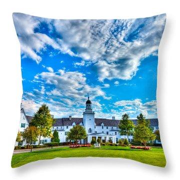 Bolton Landing Throw Pillows