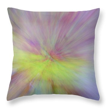 Autumn Foliage 9 Throw Pillow