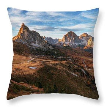 Alpine Throw Pillows