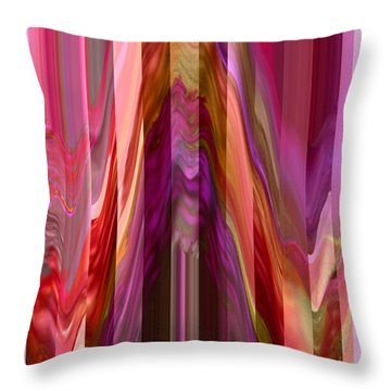 Throw Pillow featuring the photograph Autumn Leaves 1  by Brooks Garten Hauschild