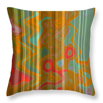 Throw Pillow featuring the photograph Autumn Leaves 7 by Brooks Garten Hauschild