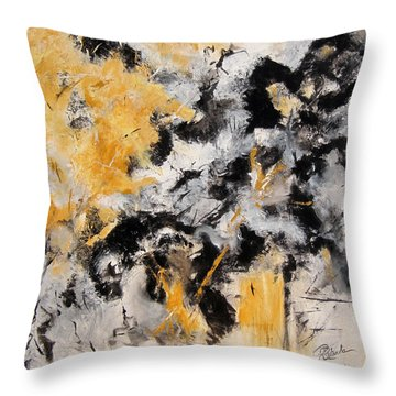 Autumn Nights Throw Pillow