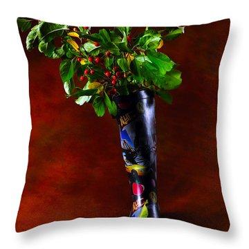 Autumn Symphony Throw Pillow