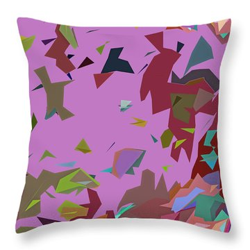 Autumn Wind Throw Pillow by David Pantuso