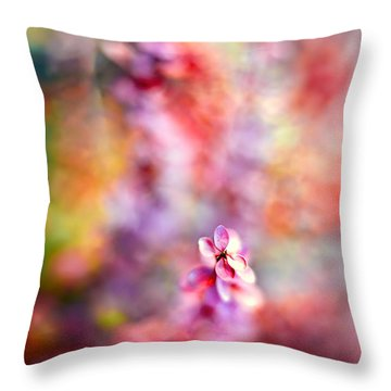 Autumnal Berberis 2 Throw Pillow