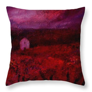 Autumn's Palette Throw Pillow
