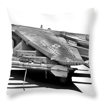 Harrier Throw Pillows