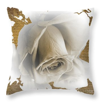 Awe II Throw Pillow