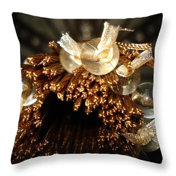 Awesome Tassel Throw Pillow
