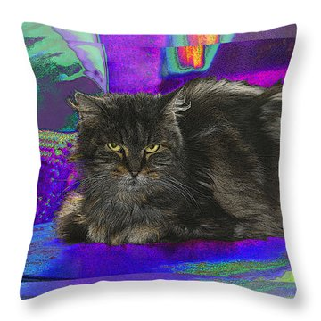 Babette Throw Pillow