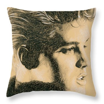 Back In Memphis Throw Pillow