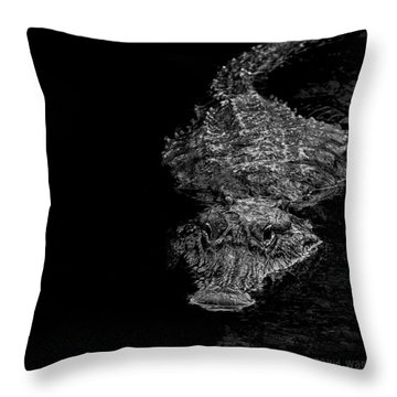 Bad Dream Throw Pillow