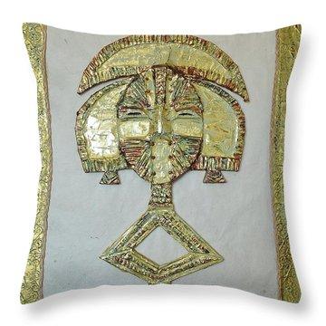 Bakota Throw Pillow