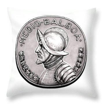 Balboa Throw Pillow