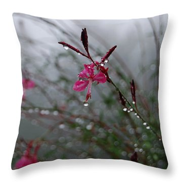 Throw Pillow featuring the photograph Hope - A Loss Is Not The End by Jani Freimann