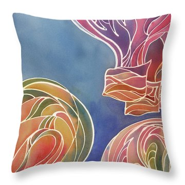 Balloons IIi Throw Pillow