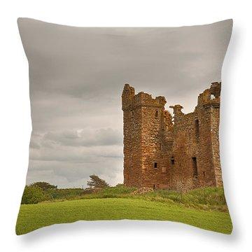 Baltersan Tower Throw Pillow