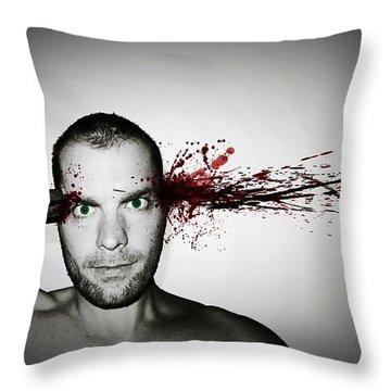 Suicide Throw Pillows