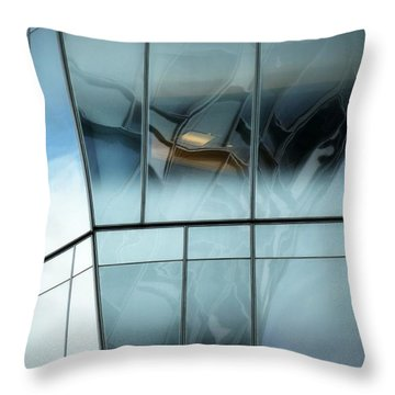 Barely There Throw Pillow