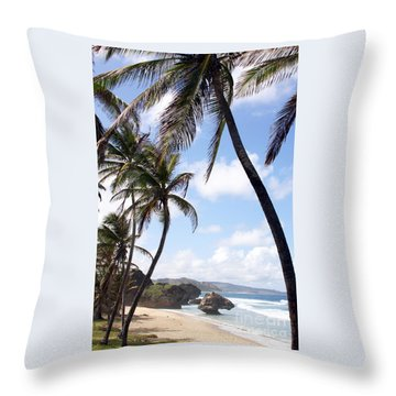 Bathsheba No17 Throw Pillow