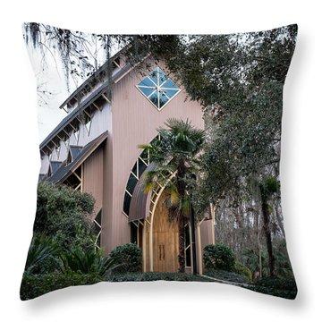Baughman Center  Throw Pillow