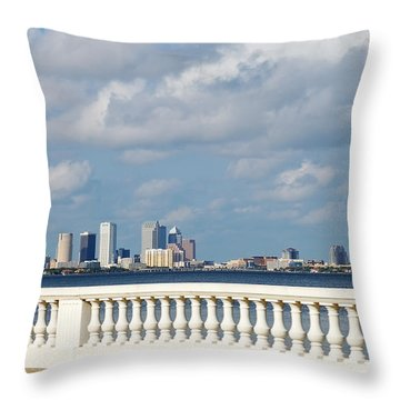 Bayshore Throw Pillow