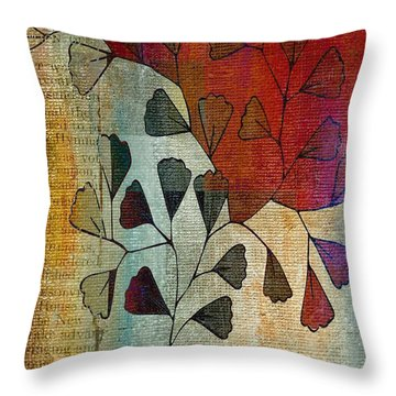 Be-leaf - 134124167-bl22t1 Throw Pillow