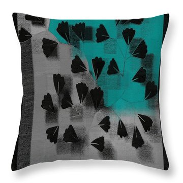 Be-leaf - J53036152 Throw Pillow