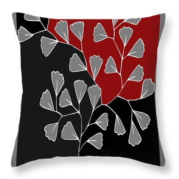 Be-leaf - Rb01btfr2 Throw Pillow