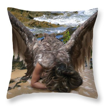 Be Ready For The Rapture Throw Pillow