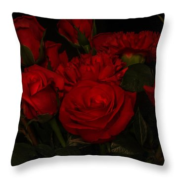 Be Still My Beating Heart Throw Pillow