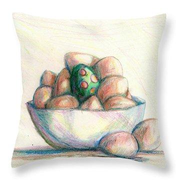 Be Yourself Throw Pillow by Shana Rowe Jackson