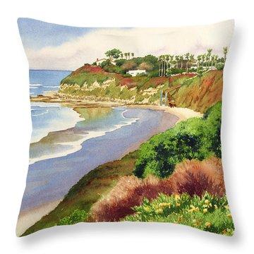 Pacific Throw Pillows