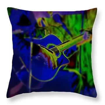 Beanstalk Throw Pillow