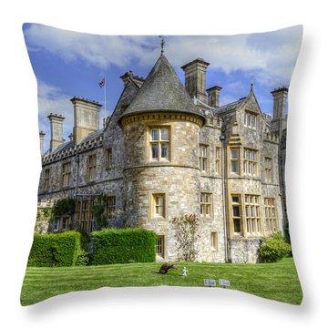Beaulieu Throw Pillow
