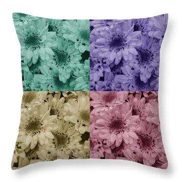 Beauteous Bounty Throw Pillow