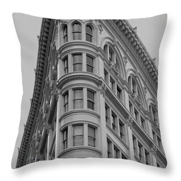Throw Pillow featuring the photograph Beautiful Architecture by Ivete Basso Photography
