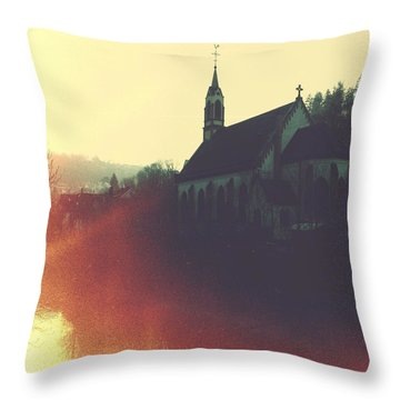 Germany Throw Pillows