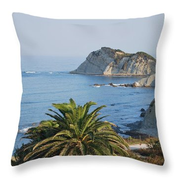 Beautiful Erikousa 1 Throw Pillow