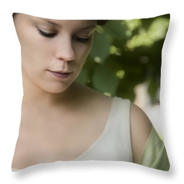 Beautiful Thoughts Throw Pillow