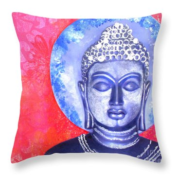 Beautiful You Throw Pillow