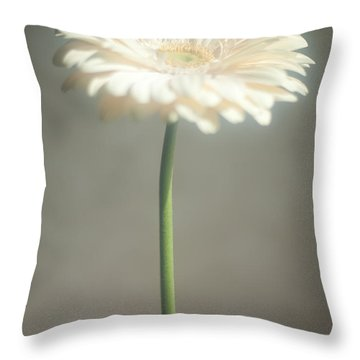 Sunbathing Throw Pillow by Aiolos Greek Collections