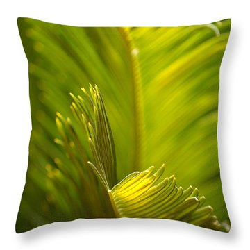 Beauty In The Sunlight Throw Pillow